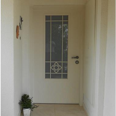 דלתות כניסה מעוצבות GL-1012
