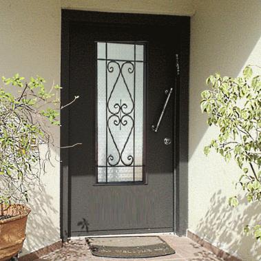 דלת כניסה V-1002-1